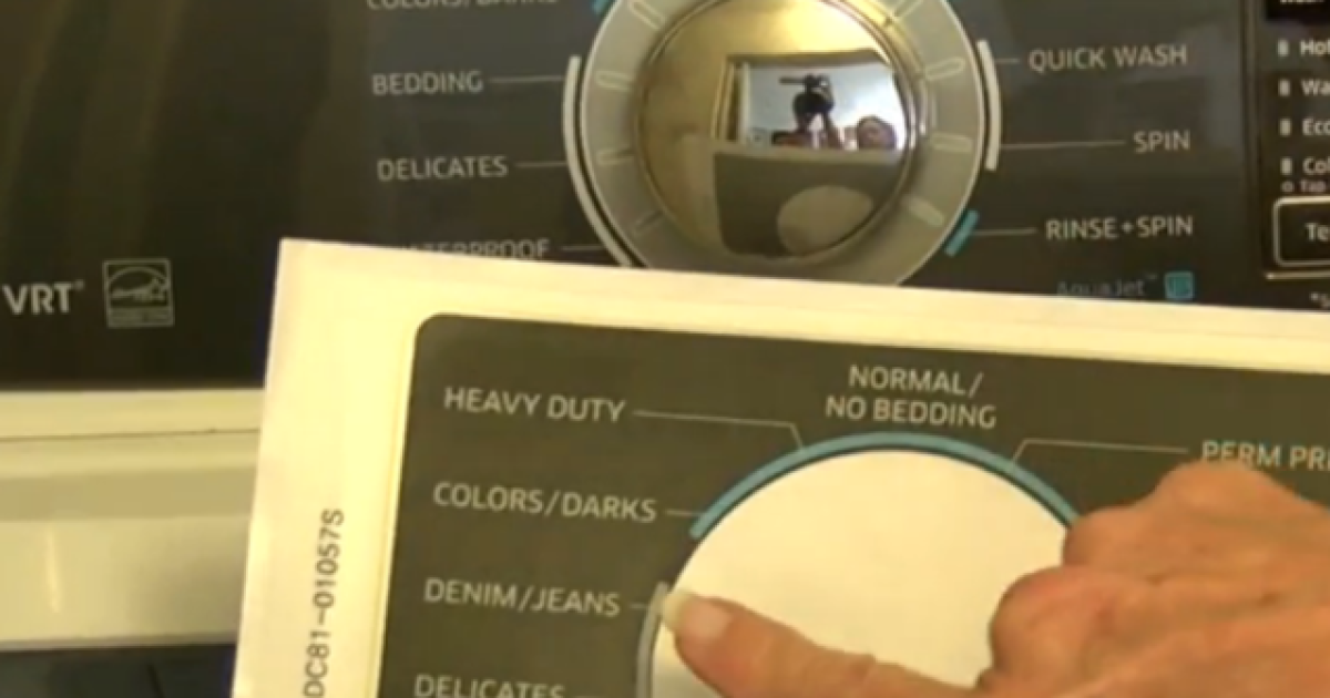 Samsung customers say recalled washing machine fix isn't a