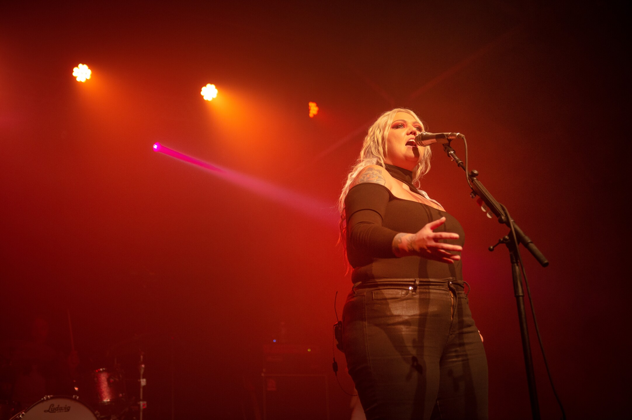 Elle King to perform at Summerfest 2019.