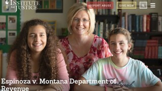 Montana case on aid for religious schools evokes national battle before U.S. Supreme Court