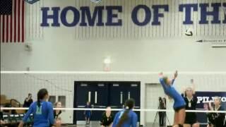 Millard North Volleyball Interview