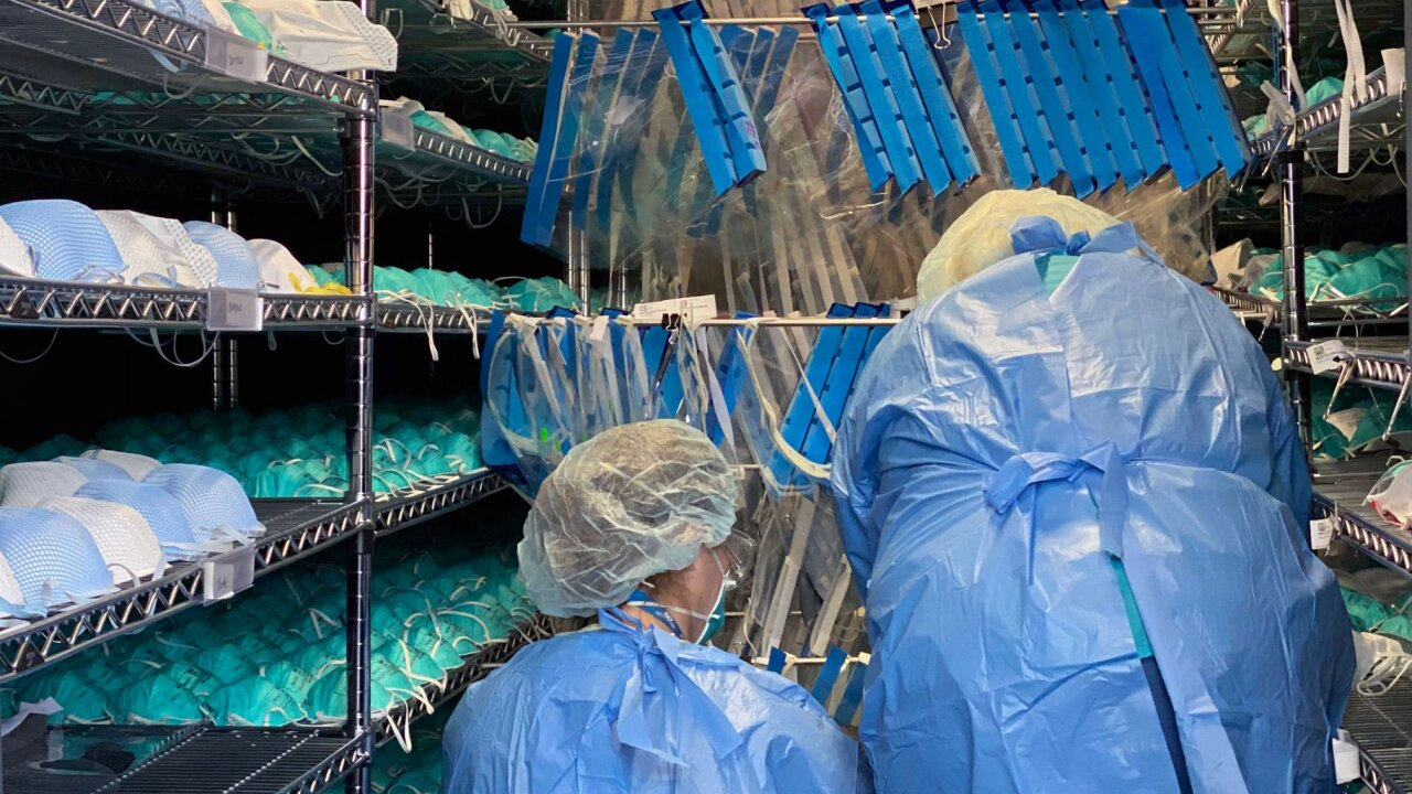 Battelle gets OK to use sterilizing technology.