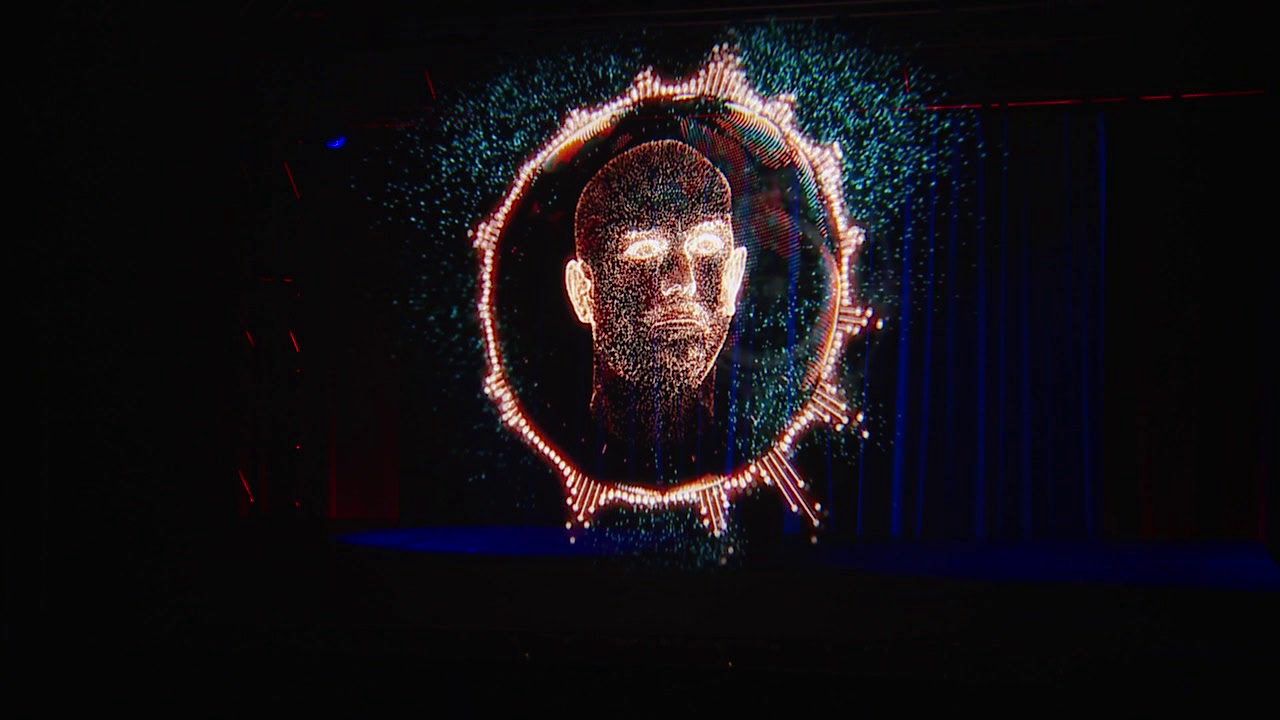 EventWorks4D hologram