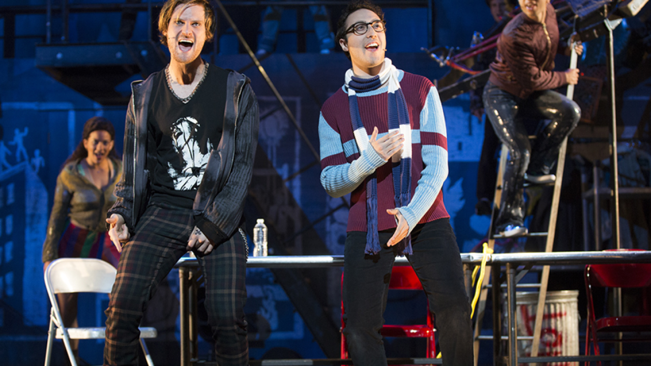 rent looks to captivate a new generation with  20 tickets