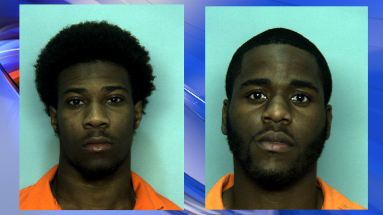 Two charged in homicide at Chesapeake apartmentcomplex