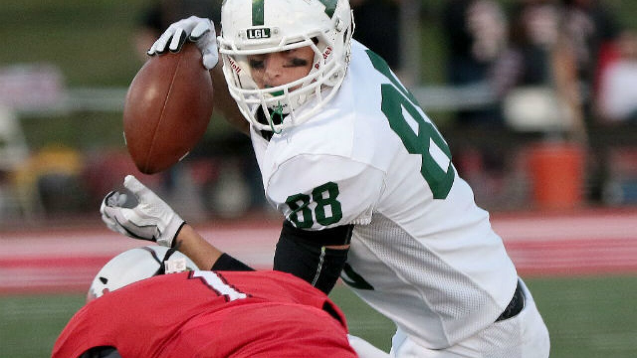 Family legacy helps Colerain beat Mason 36-10
