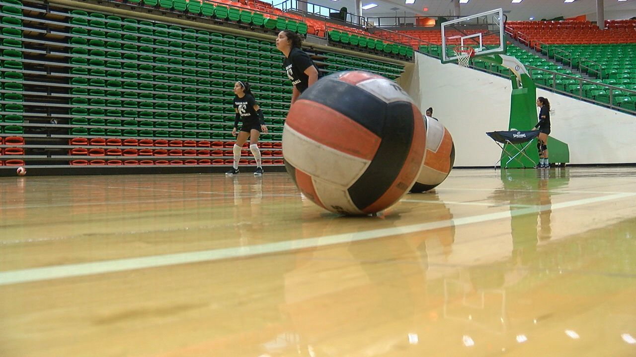 Florida A&M Volleyball Feeling Good Heading Into MEAC Tour