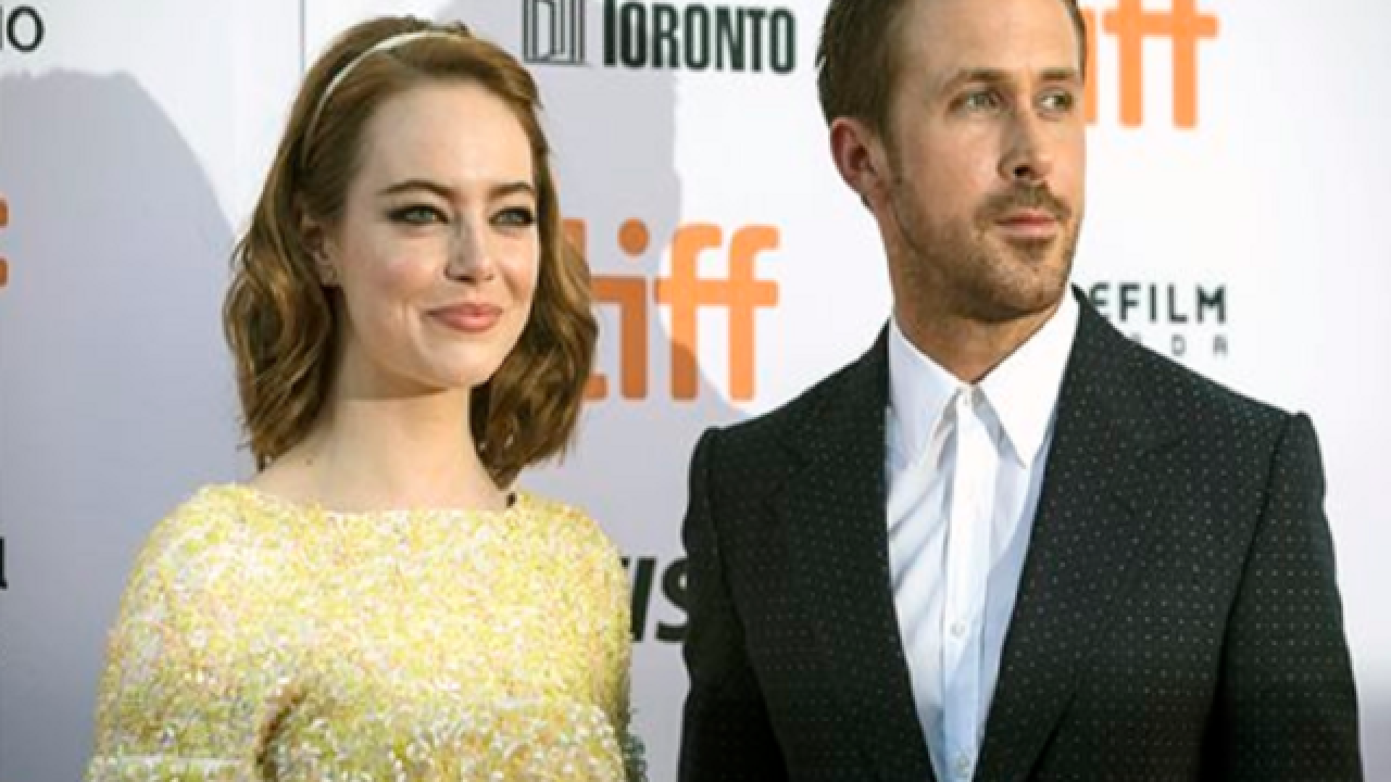 'La La Land' wins top prize at Toronto film festival