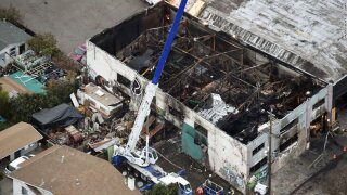 Man acquitted of 36 deaths in Oakland's Ghost Ship fire; hung jury on other defendant