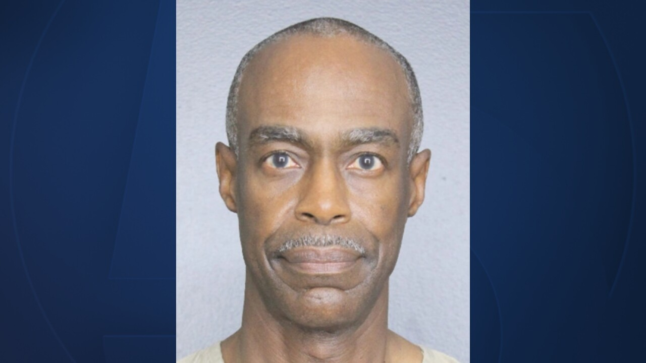 Robert Runcie arrest photo