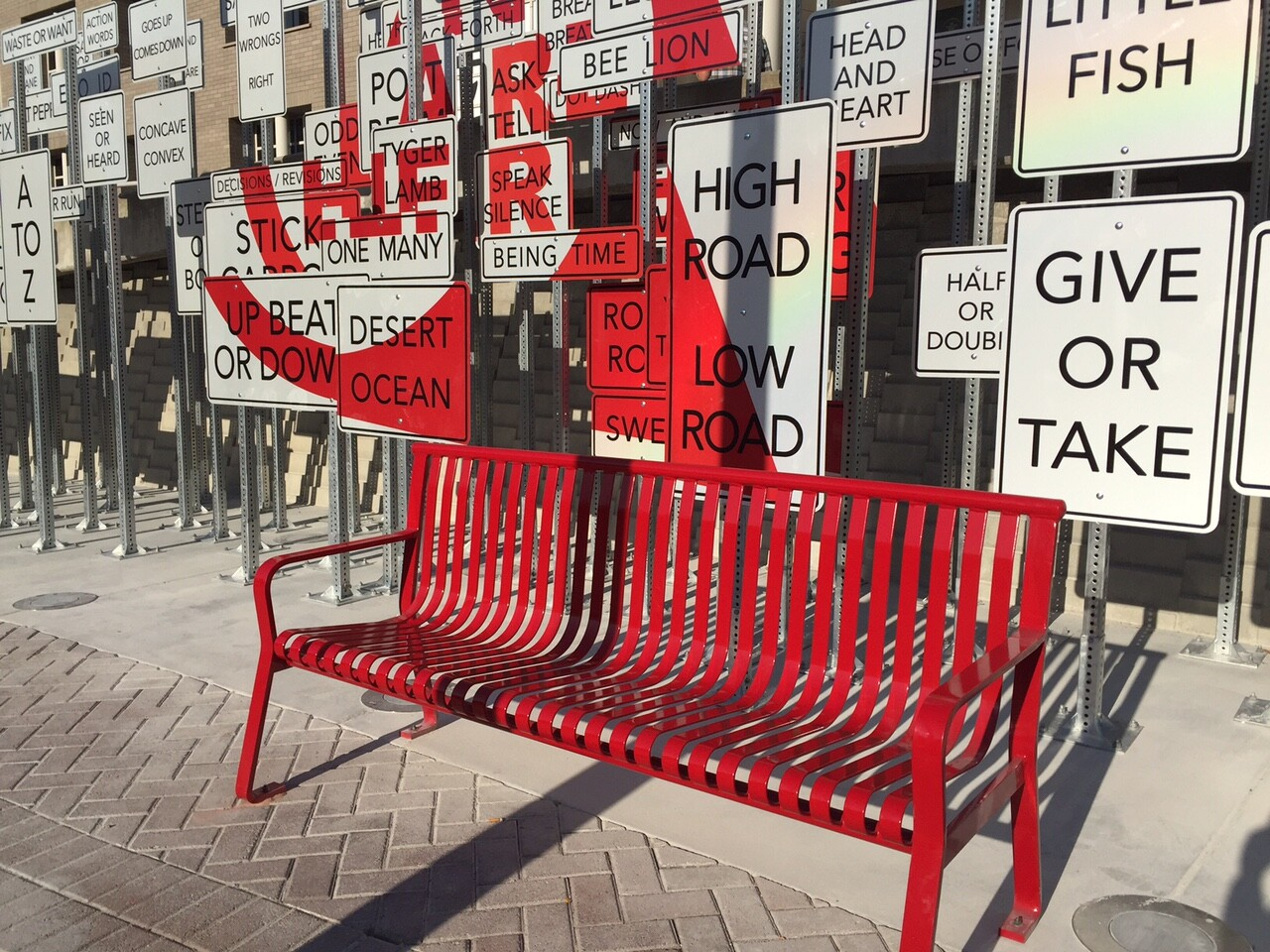 Photos: New 'You Are Here' art installation unveiled in downtown Salt LakeCity