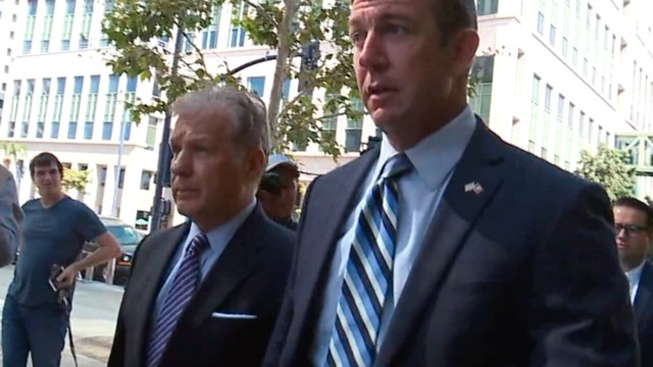 Congressman Duncan Hunter, wife arraigned: 5 fast facts to know