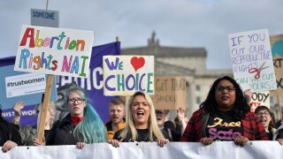 Northern Ireland legalizes abortion, same-sex marriage