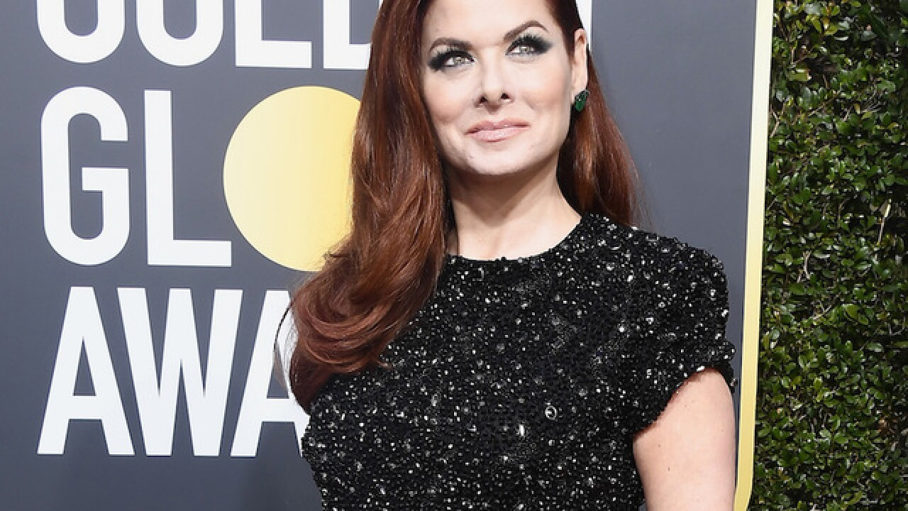 Debra Messing, Eva Longoria call out E! over Catt Sadler pay gap