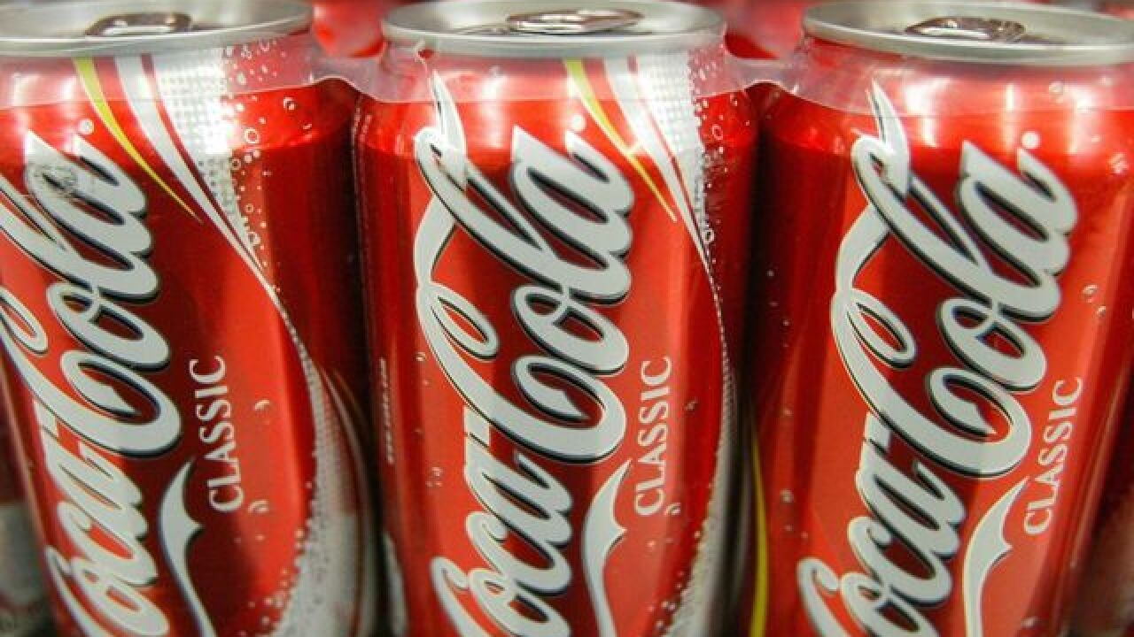 Coca-Cola is raising soda prices, citing tariffs