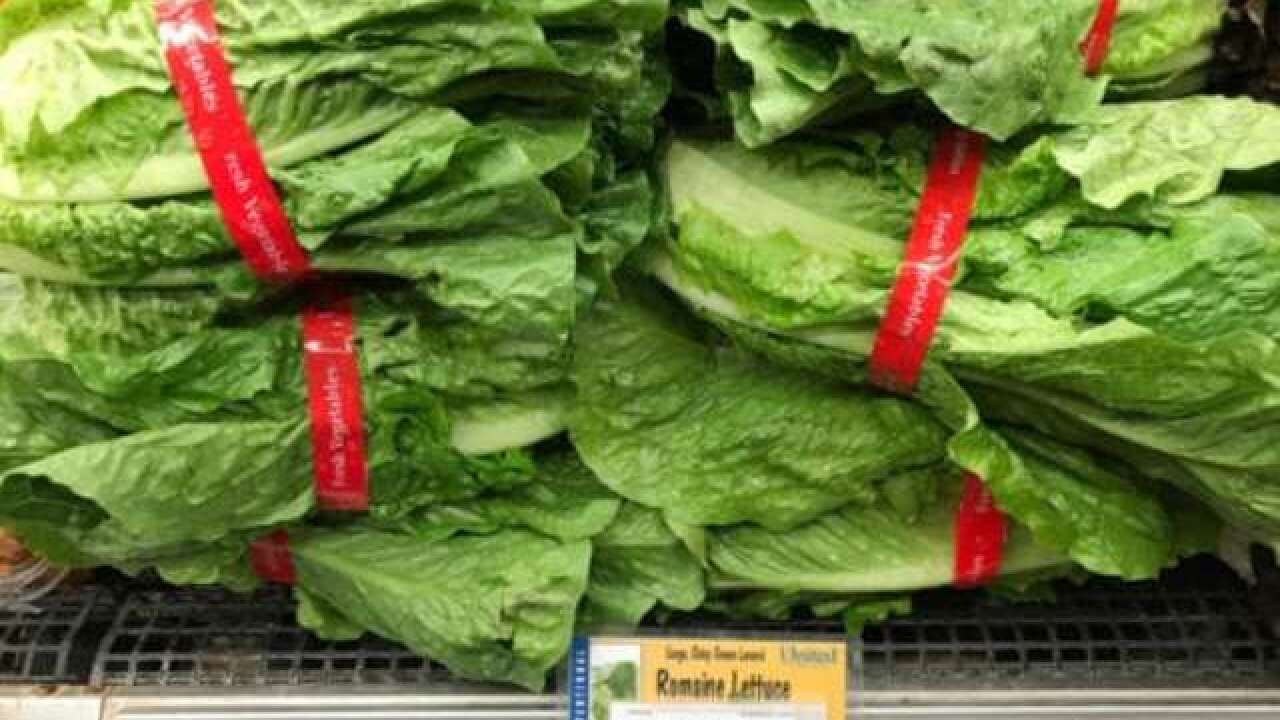 US health officials say it's OK to eat some romaine again
