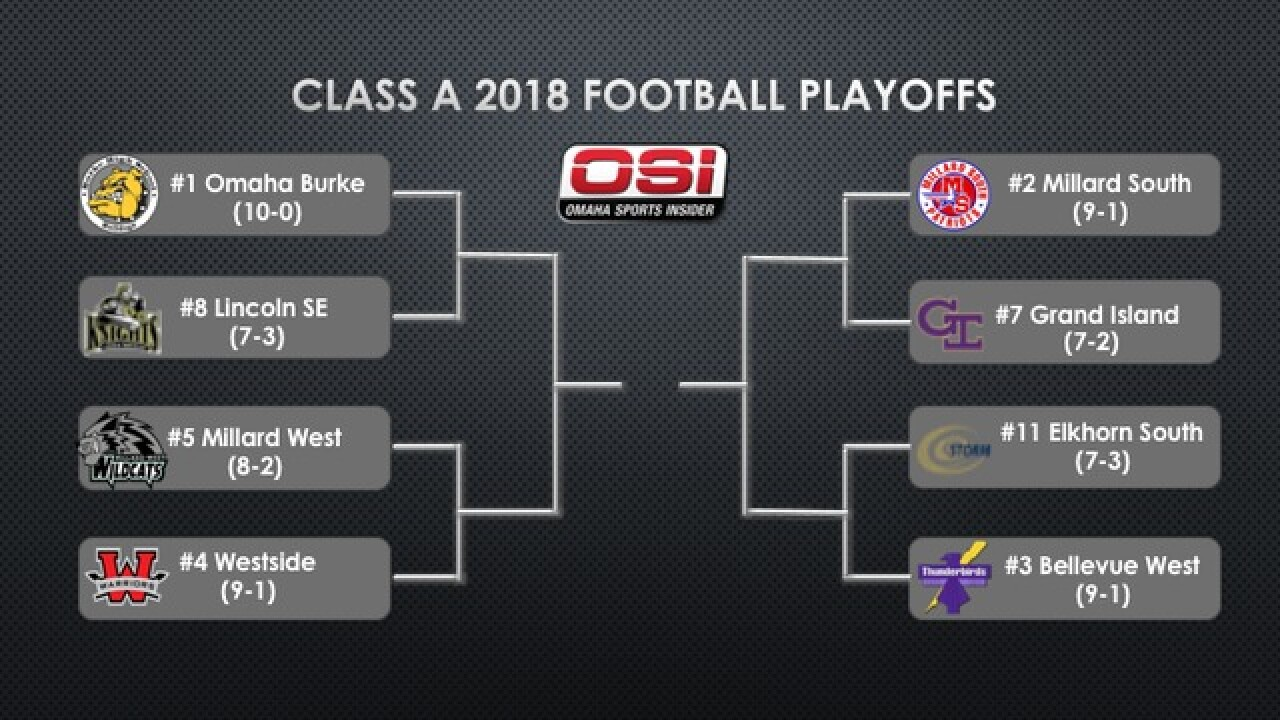 Class A Football VOTE: Who will win this year's State Championship?
