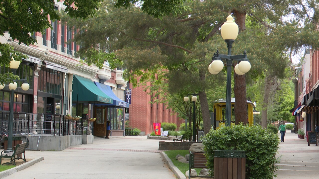 Helena planning to install hand sanitizer dispensers downtown
