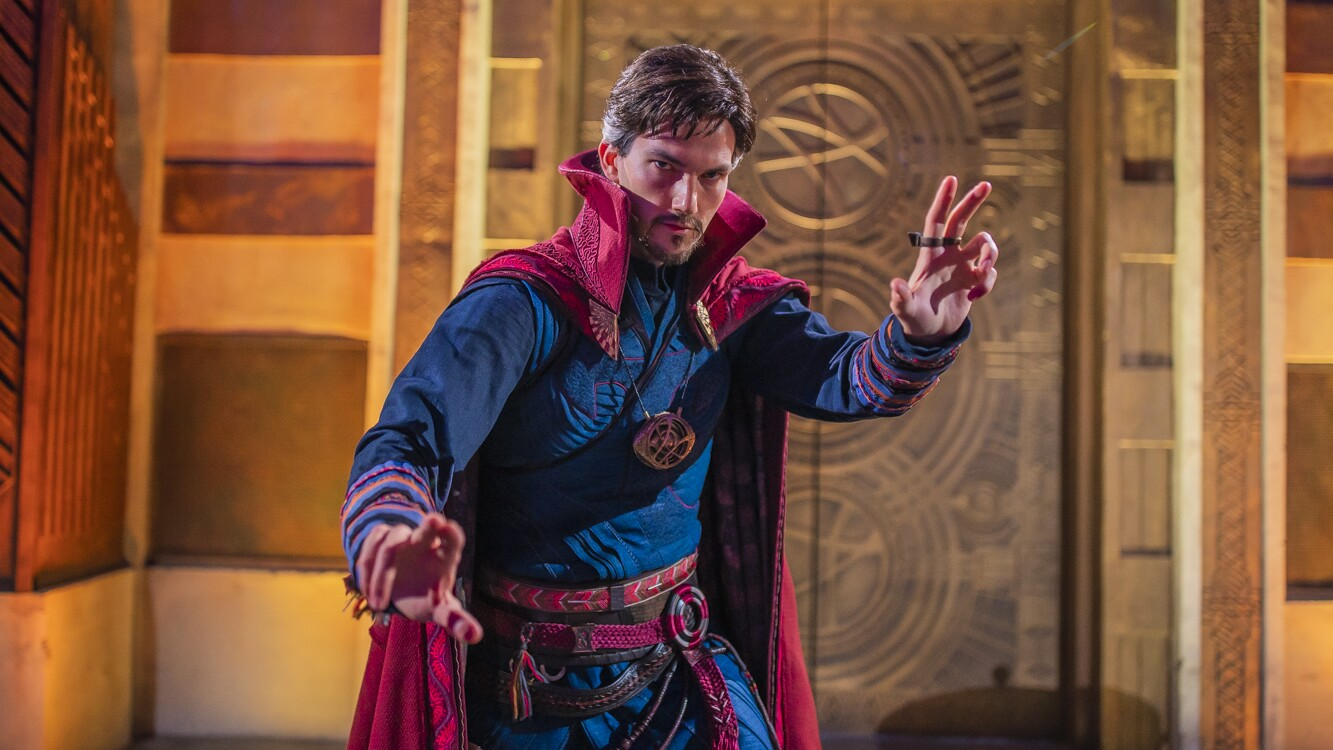 Doctor Strange: Master of the Mystic Arts at Avengers Campus