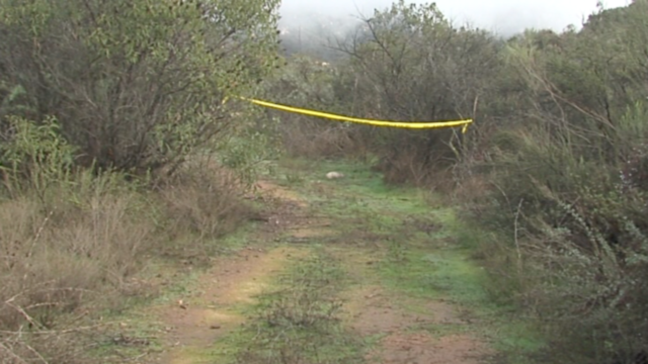 Husband arrested in Jamul woman's murder