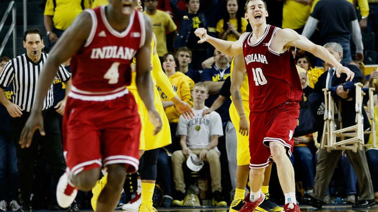 timeless design 325ee fd6ed Cody Zeller, Victor Oladipo: 2 former IU basketball players ...