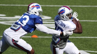 Del'Shawn Phillips Bills