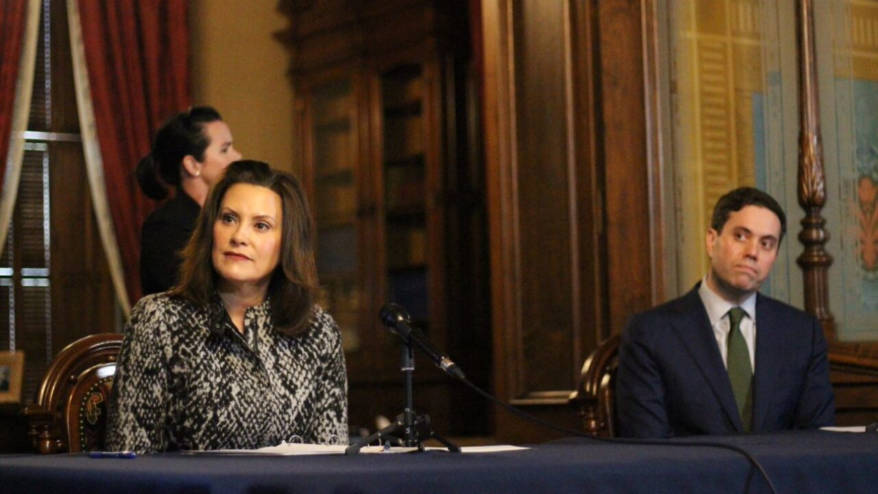 Lawmakers, Whitmer reach budget framework with no K-12 cuts