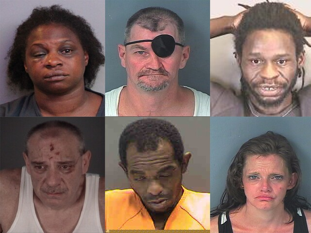 GALLERY: 100+ mug shots from Tampa Bay for the weekend of 6/3