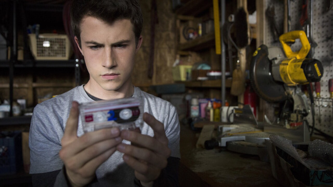 Mental health experts debate Netflix series '13 Reason Why'