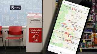 CVS Pharmacies Offer Medical Disposal Units To Safely Get Rid Of Prescription Drugs