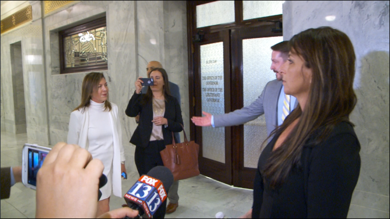Restaurant groups meet with Governor Herbert, ask him to veto DUI bill