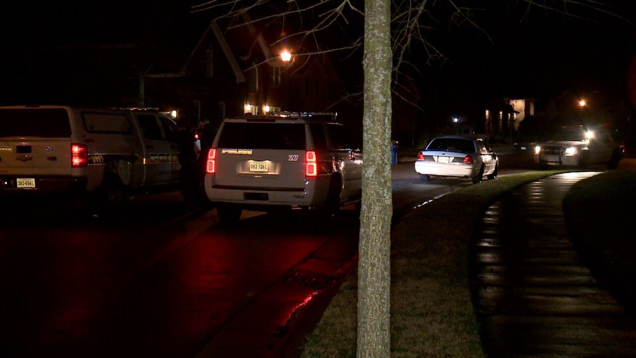 Virginia Beach Police investigate New Year's doubleshooting