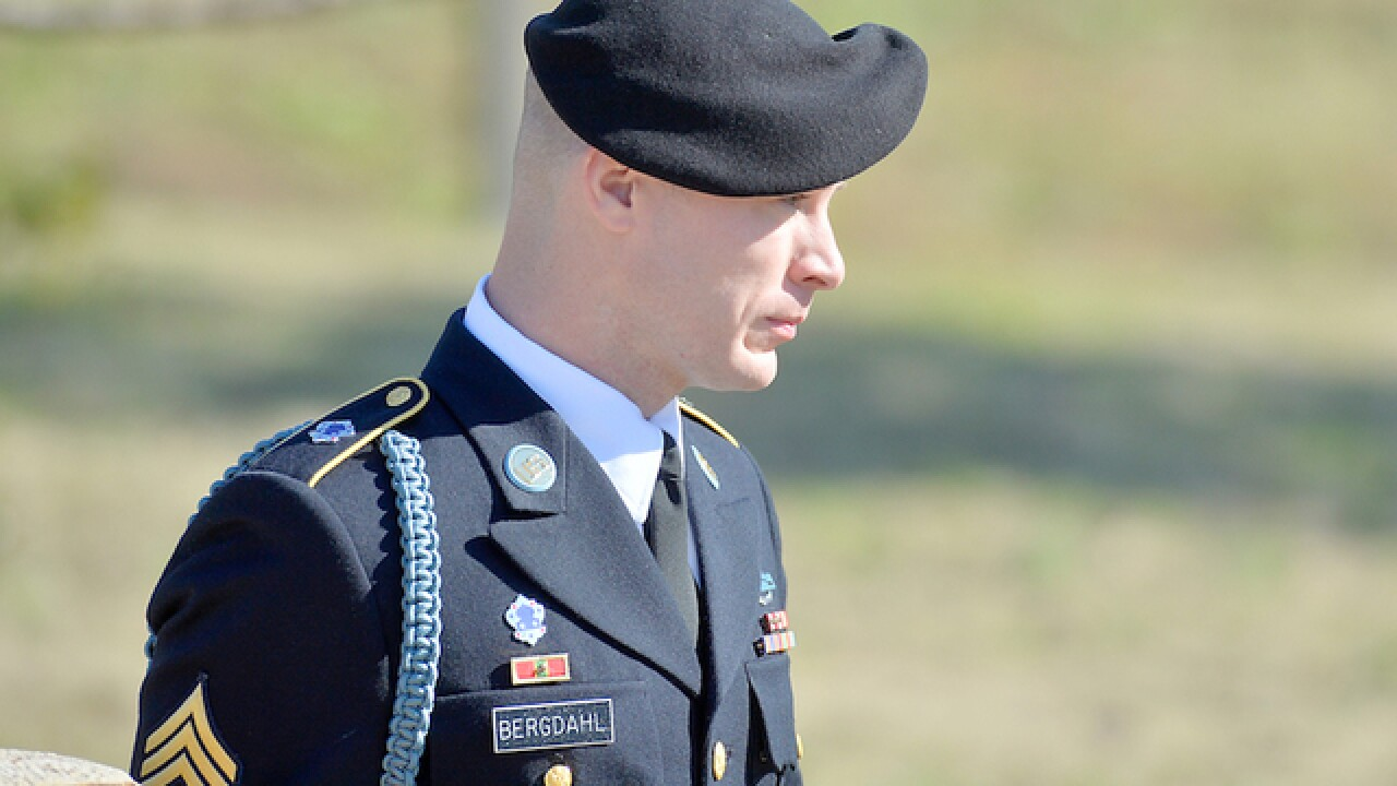 Bowe Bergdahl offers tearful apology to soldiers who searched for him