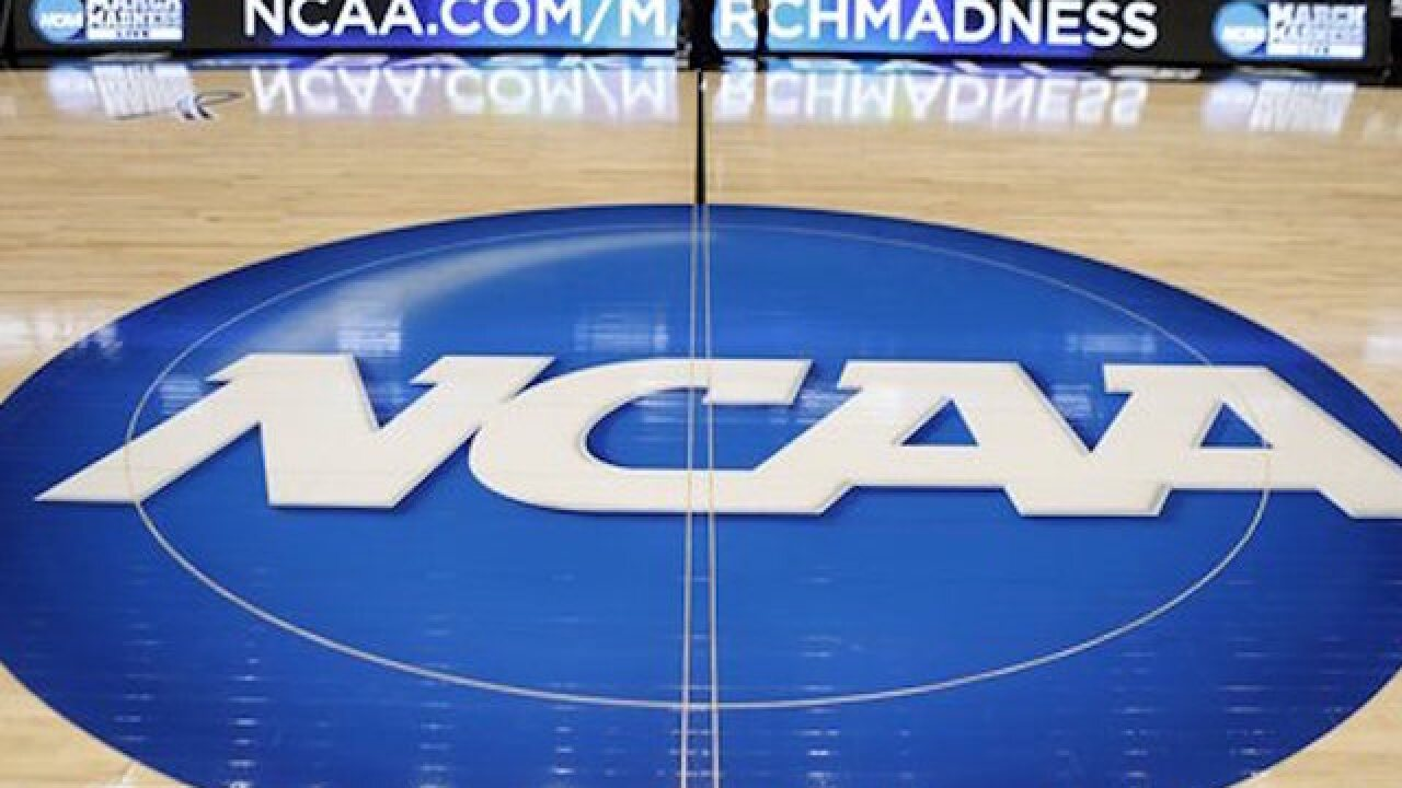 NCAA moving tournament games out of North Carolina in response to bathroom law