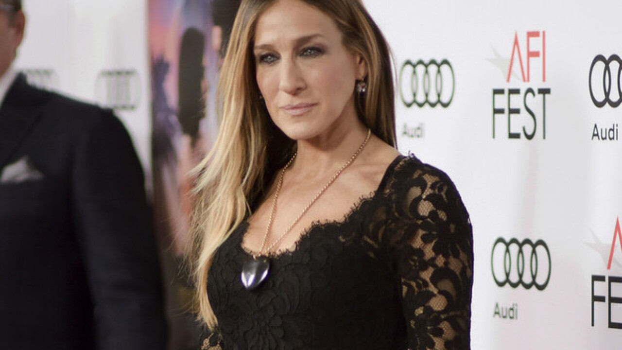 Russia: Sarah Jessica Parker can meet envoy if she wants
