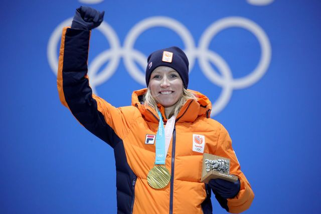 Photos: Olympians earn Gold, Silver and Bronze at Pyeongchang Games