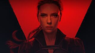 "Scarlett Johansson stars in ""Black Widow."" Photo courtesy Disney."