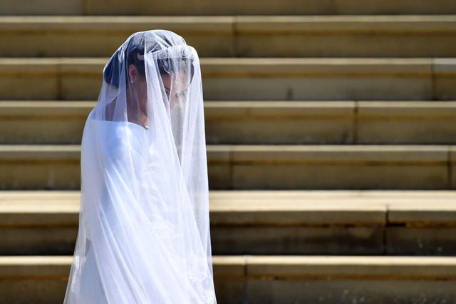 PHOTOS: Scenes from Prince Harry and Meghan Markle's royal wedding