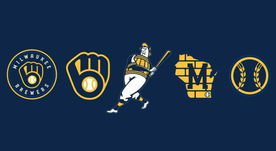 Brewers alternate logos