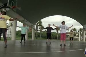 Stretch of Corpus Christi bayfront designated for fitness initiative this Saturday