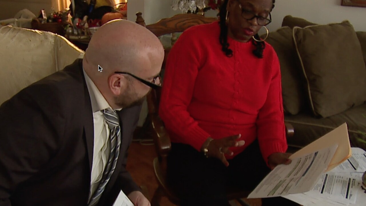 Local landlord says she didn't have a leak but a big, unexplainable spike showed up on her CLE Water bill.