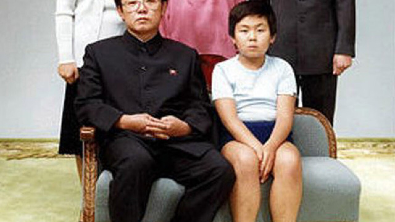 Kim Jong Un's brother dies 'suddenly' at airport