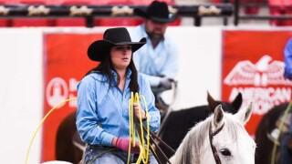 Dawson CC rodeo coach