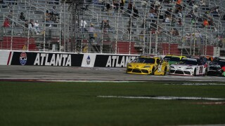 Atlanta Motor Speedway plans resurfacing of patched-up track