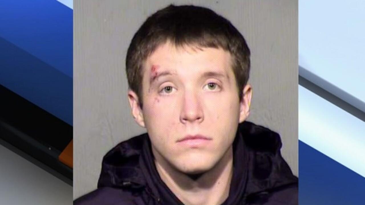PD: Homeowner follows burglars, assists police
