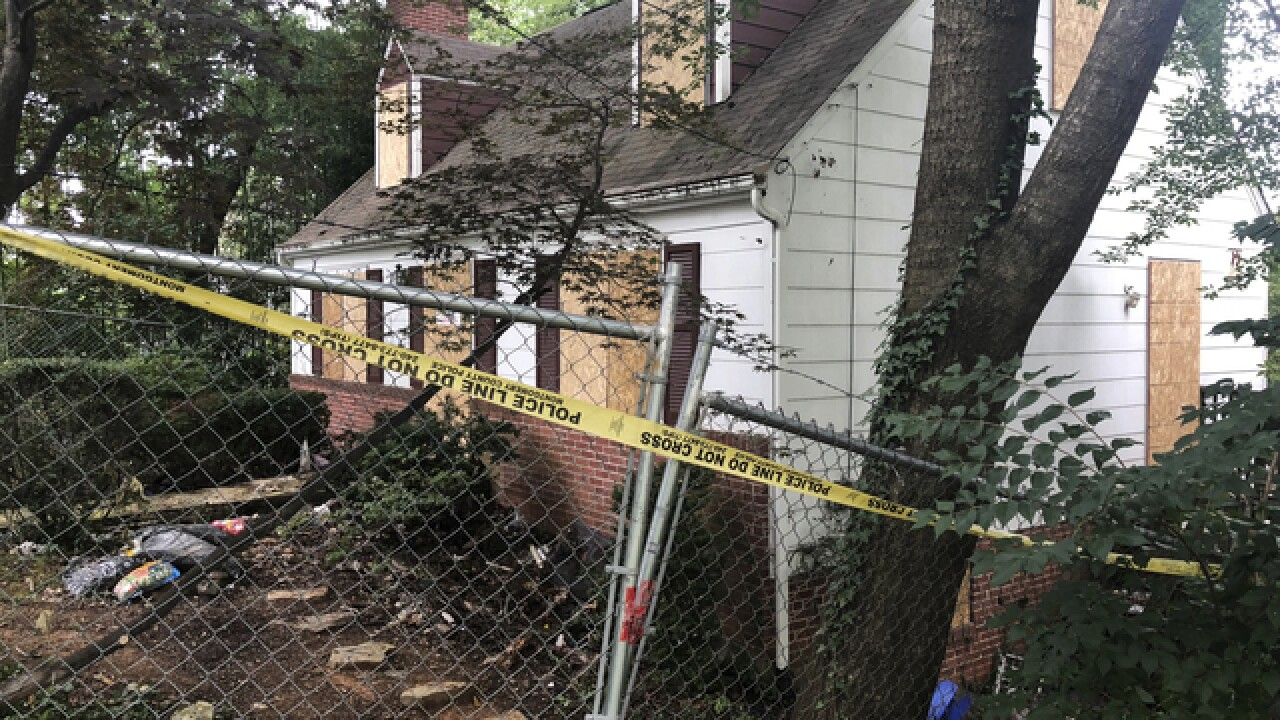 Deadly fire exposes wealth man's secret tunnels