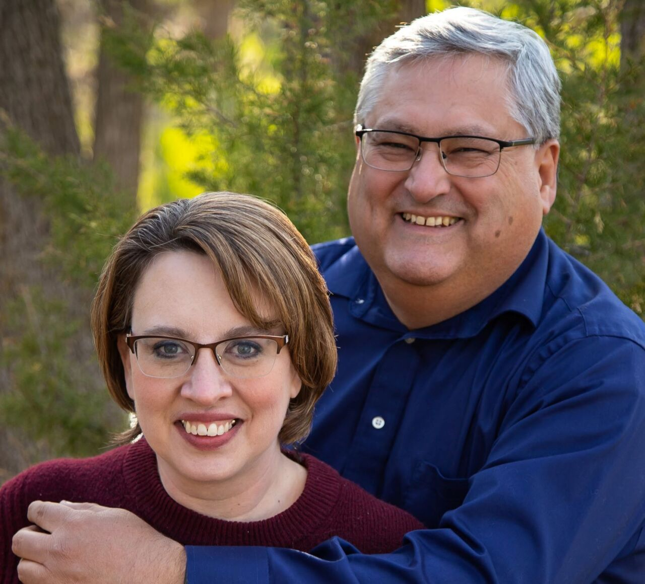 Tim and Lisa Trudell