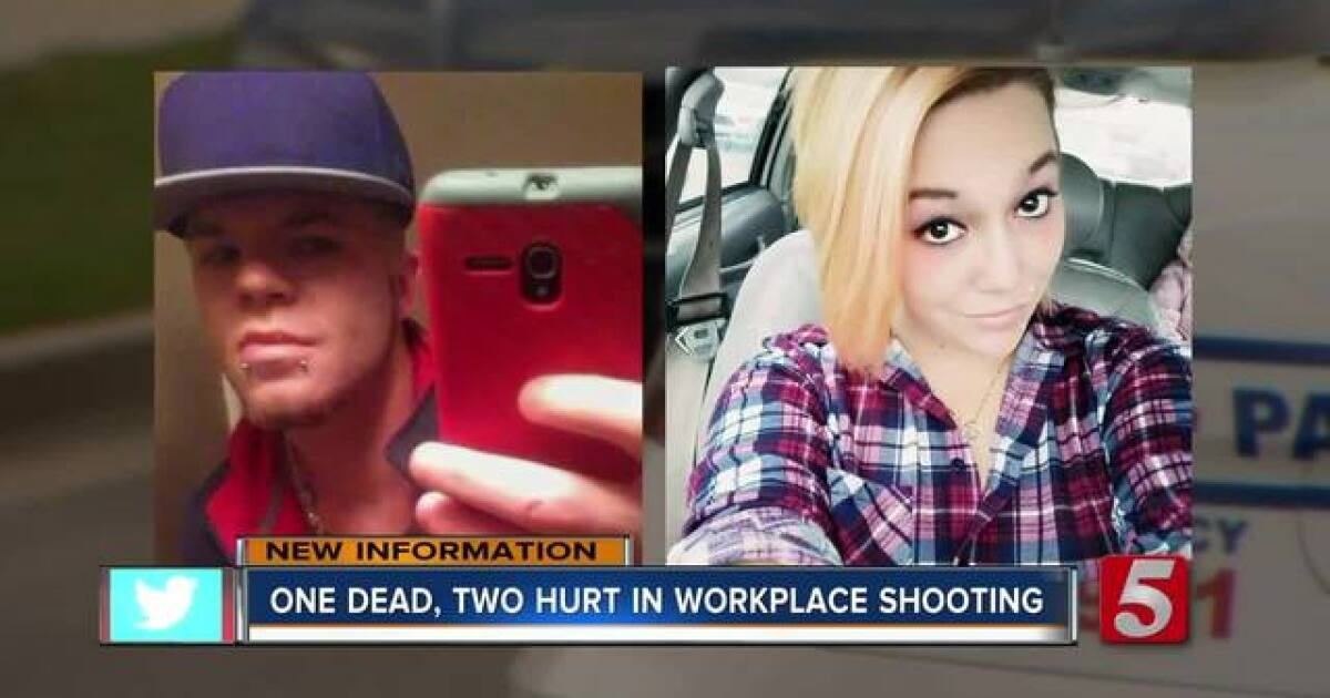 2 Dead, 1 Hurt In Shooting At Cookeville Plant