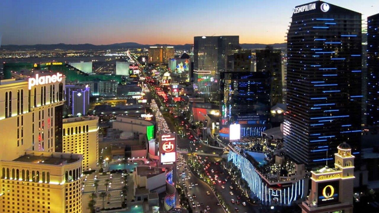 Hotels Vegas Strip