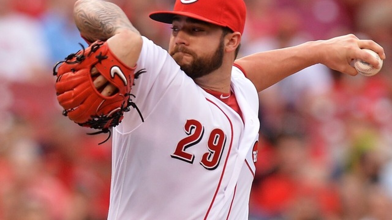 Reds beat Nationals, spoil Dusty's homecoming