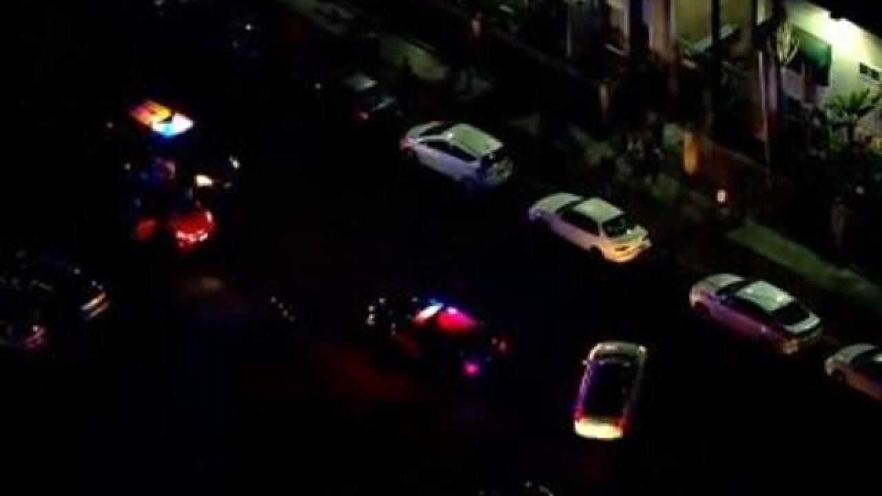 Pedestrian hit by vehicle in Carmel Valley area